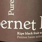 Pure Cabernet Franc 2012