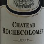 Organic Chateau Rochecolombe Cote du Rhone