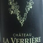 Chateaux La Verierre 2008 Waitrose