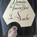 La Souche Domaine de Faucon Dore organic wine