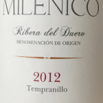 Milenico 2012 organic Ribera del Duero
