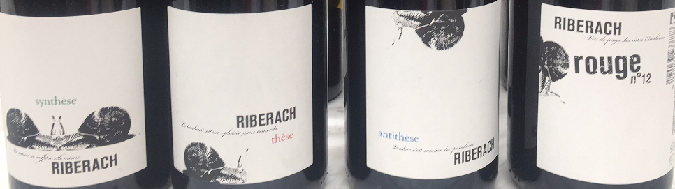 Riberach organic natural wines