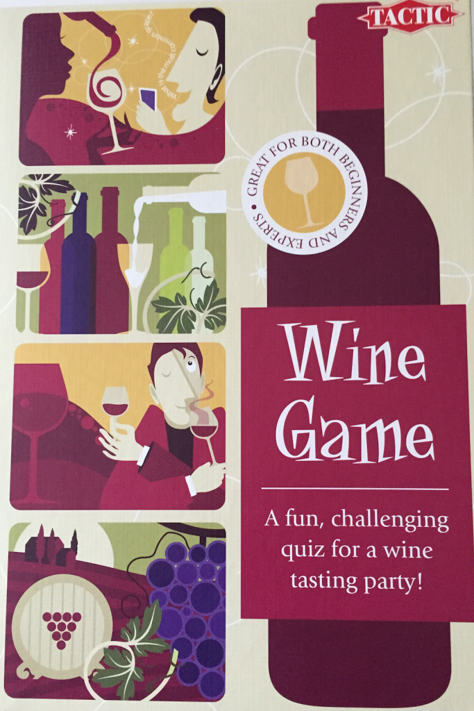Wine Game: to the last drop