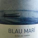 Blau Mari organic Garnacha Cabernet Sauvignon 2014