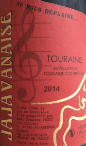 Jajavanaise Tourraine 2014