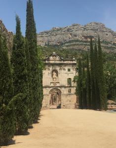 Scala Dei entrance