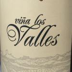 Vona los Valles Rioja Crianza 2011