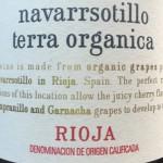 Terra Organica Navarrsotillo Rioja