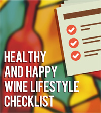 happy and healthy lifestyle checklist