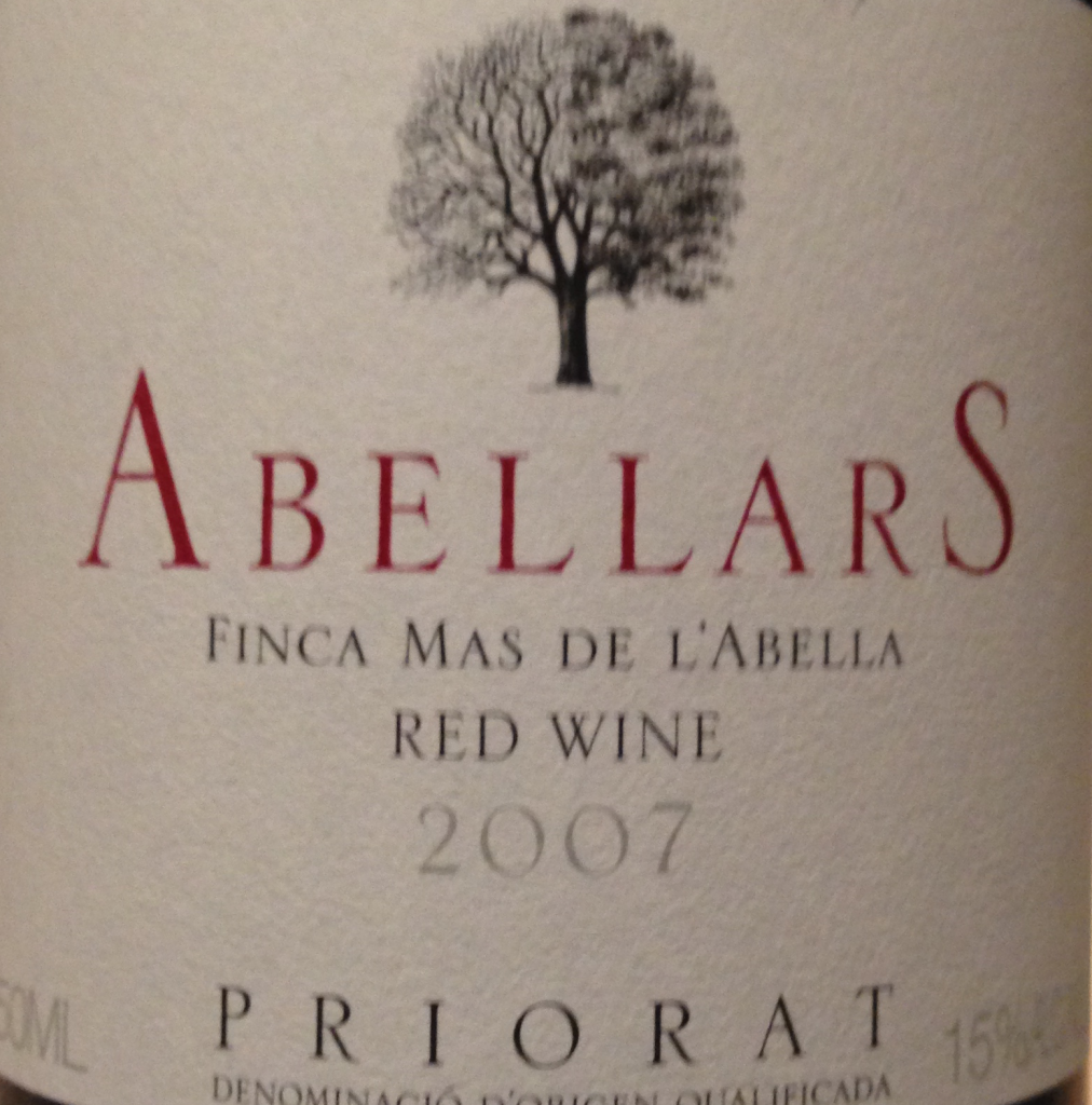 Abellars Priorat