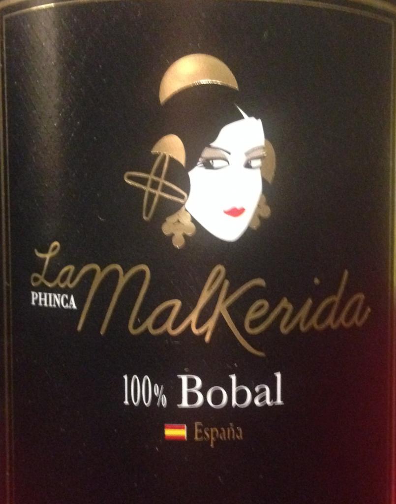 La Malkerida Bobal