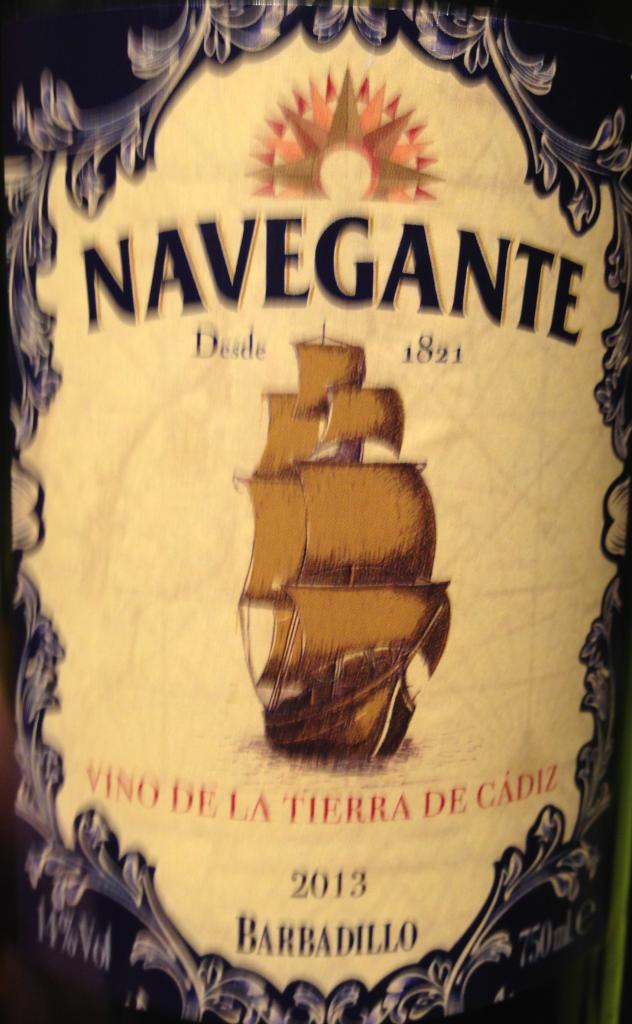 Navegante Cadiz 2013