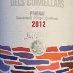 Barranc Dels Comellars Priorat 2012