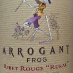 Arrogant Frog Pezenas Organic