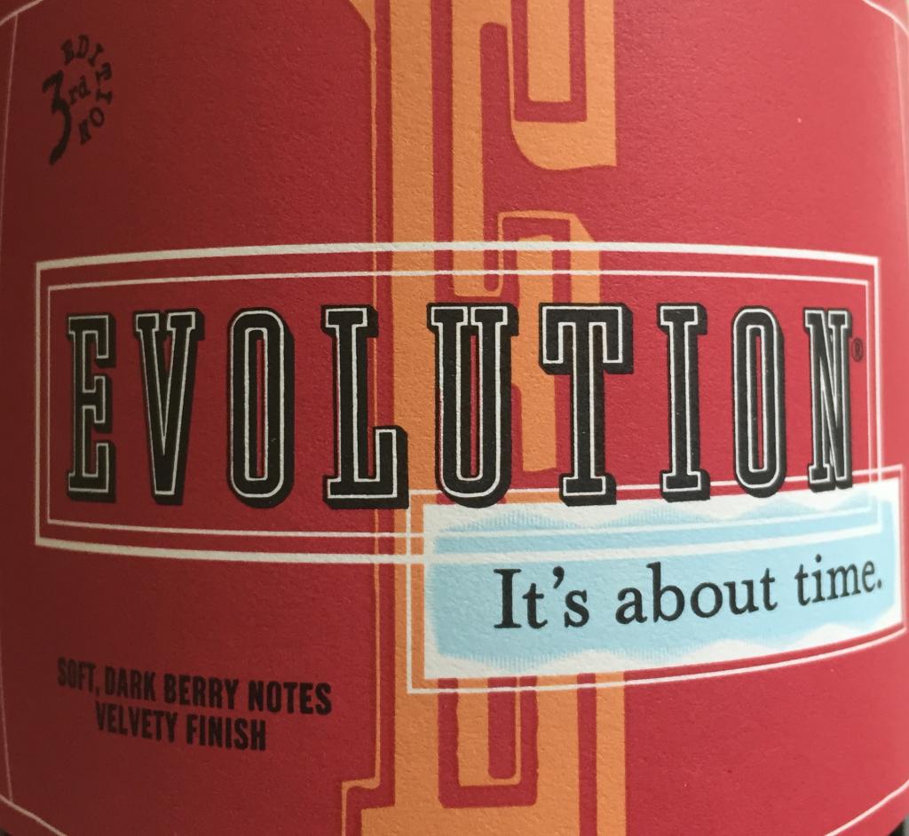Evolution Organic Red Blend Oregon USA
