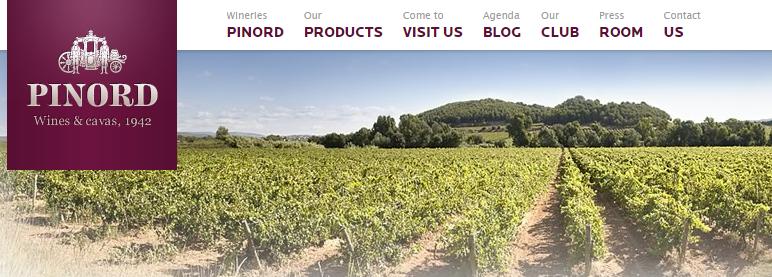 Pinord Mas Blanc Priorat organic