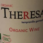 Theresa Organic Tempranillo Garnacha Spain