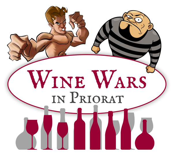 Wine Wars in Priorat: role playing wine game. Print to play