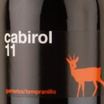 Cabirol 2011 Organic Tempranillo Garnacha Montsant