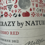 Crazy by Nature Gisborne New Zealand organic 2012