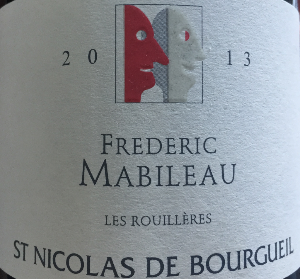 Bourgeuil Frederic Mabileau 2013