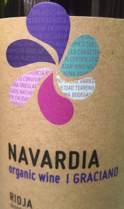 Navardia Graciano Rioja
