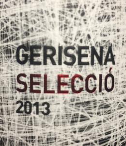 Gerisena Seleccio 2013 organic