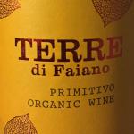 terre di faiano primitivo italy organic red wine