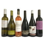 Introductory case of 6 organic wines mixed