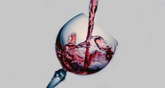 healthy dosage of wine